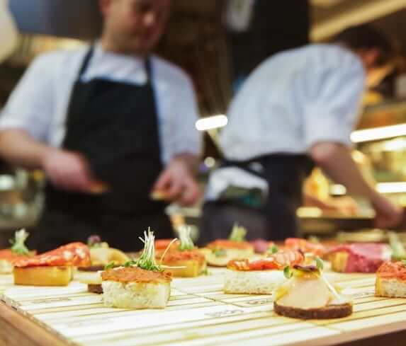 For caterers: Grow your catering business with us